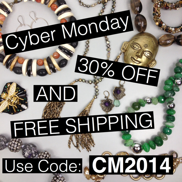 Cyber Monday 30 OFF FREE Shipping
